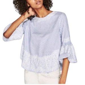 Easy Breezy Zara Top size L